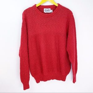 Lake Harmony Rowing Club Vintage Oversize Sweater